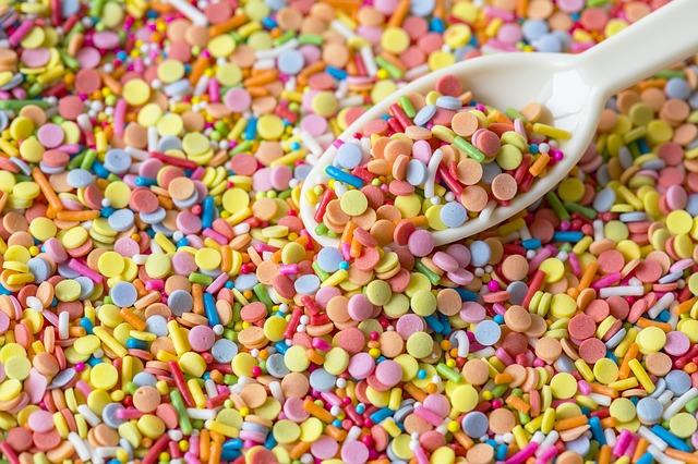 candys Food Grade Cacium carbonate