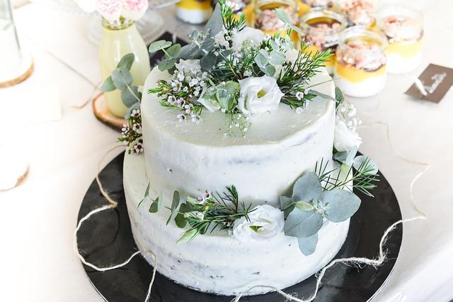 wedding-cake Food Grade Cacium carbonate