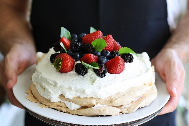 Pudding cake Food Grade Cacium carbonate